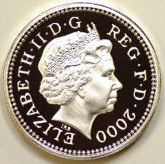 £1 coin (Welsh design, 2000)